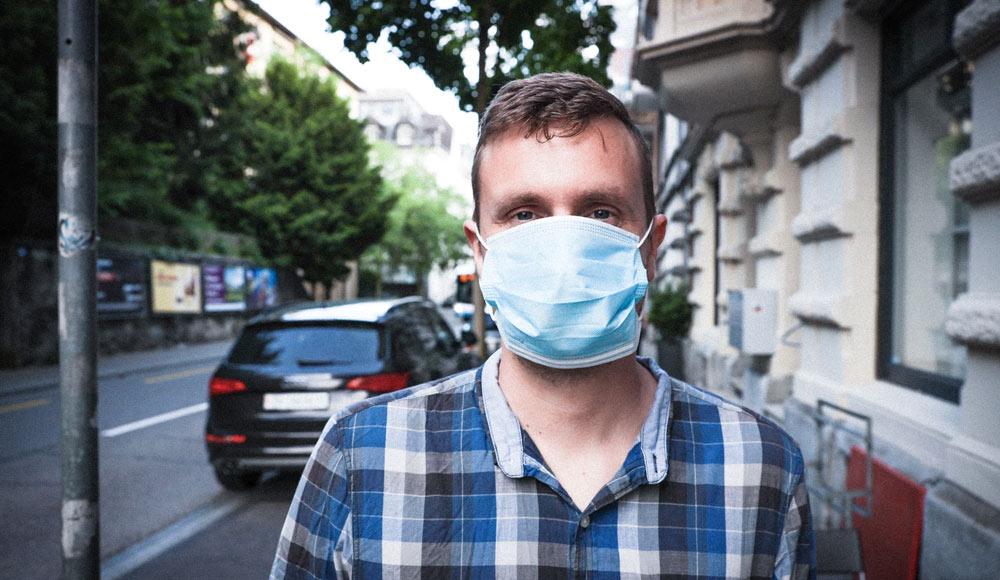 Interview mit Jochen Stargardt zum Thema AlltagsmaskenAlltagsmasken